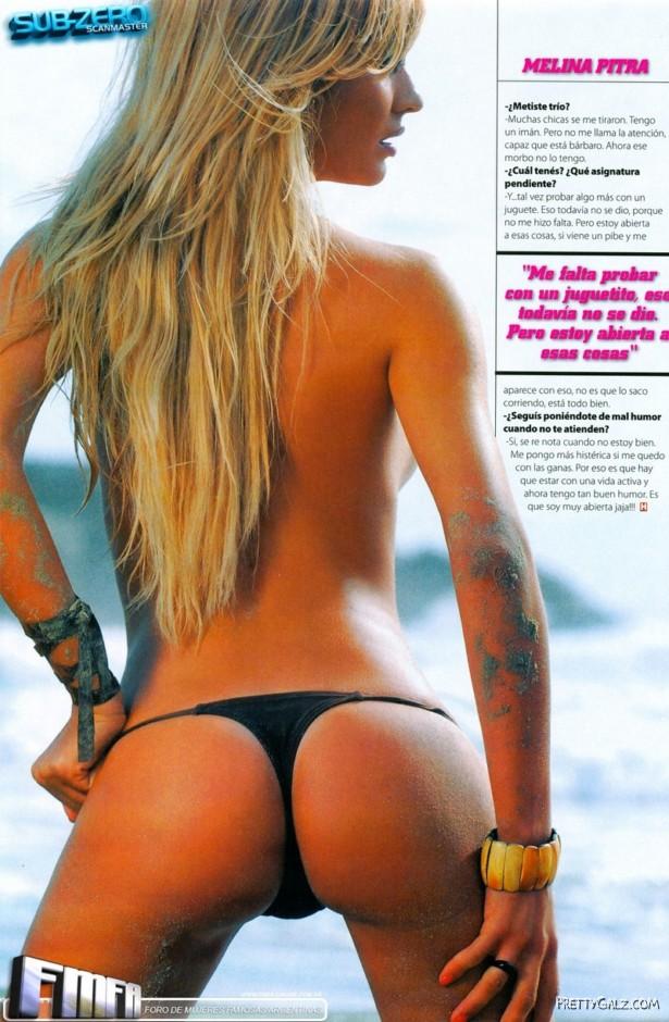 Argentina Beauty Melina Pitra