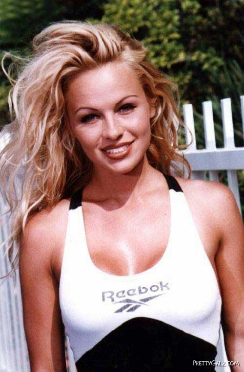Pamela Anderson in Youth