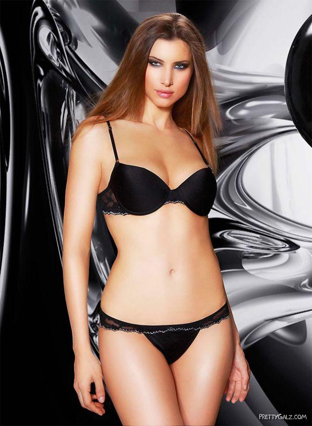 Argentenian Supermodel Soledad Ainesa