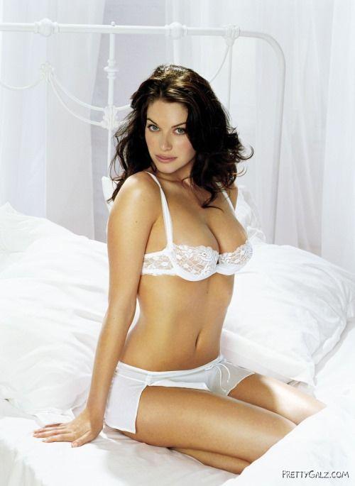 Kim Smith Heats Up Maxim