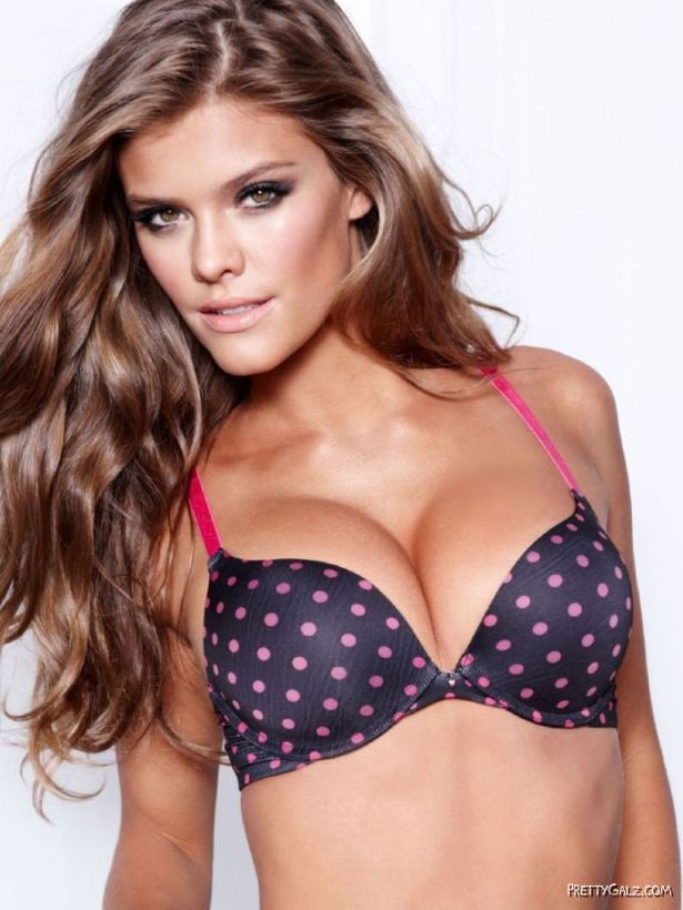 Nina Agdal Exclusively For Frederick's of Hollywood