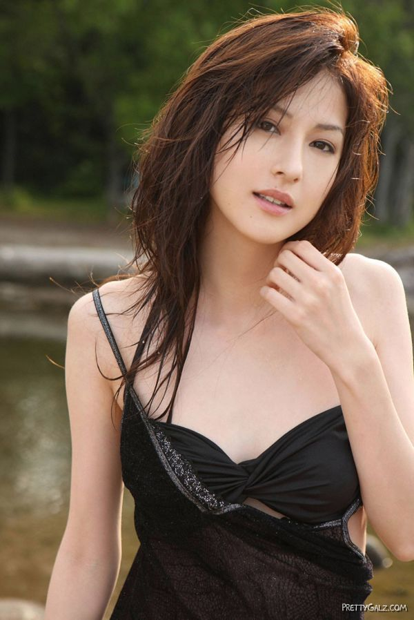 Japanese Actress Wakana Matsumoto