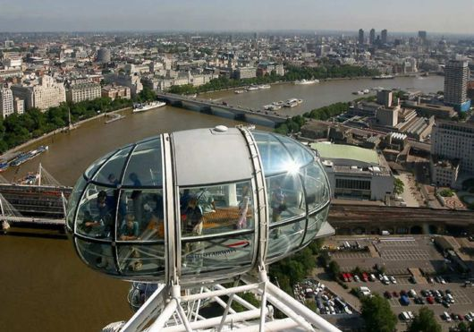 The Amazing London Eye