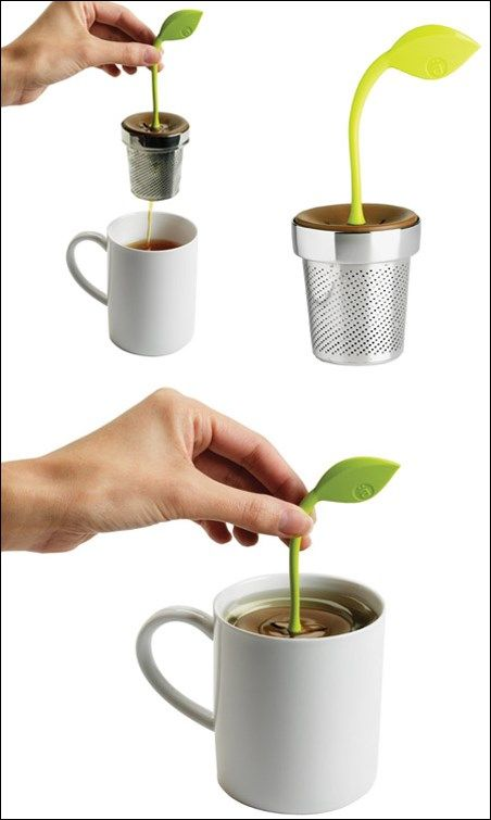 The Creative Tea Infusers