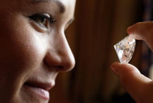 A Diamond Worth $ 16,000,000