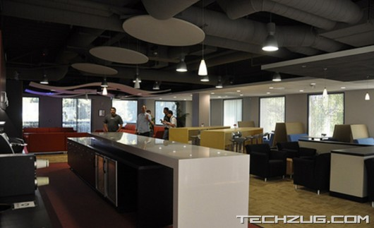 Mozilla's New Mountain View Office